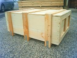 梱包用木箱