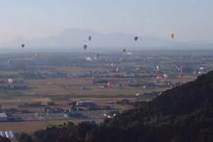 バルーン大会の写真